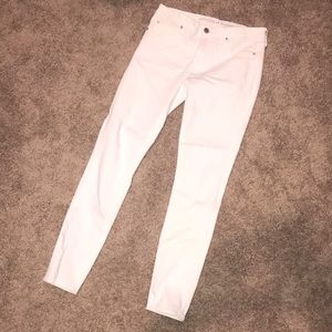 Articles of Society White Skinny Ankle Jeans - 27